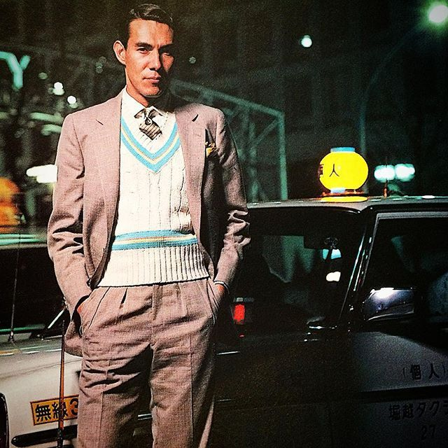 City Citylife Citystyle Cityofbones Cityscape Cityboy Dandy Dapper Handsome Taxi Cab Tokyo Japanese Japan 80s 画像あり