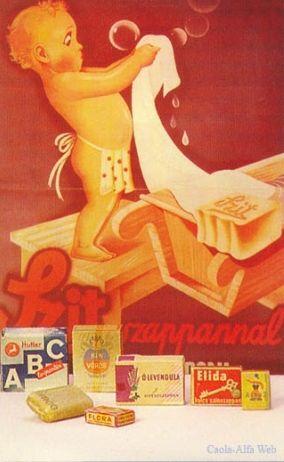 Magyar drogista reklámok - Szívlapát | a Kreatív magazin játszóblogja