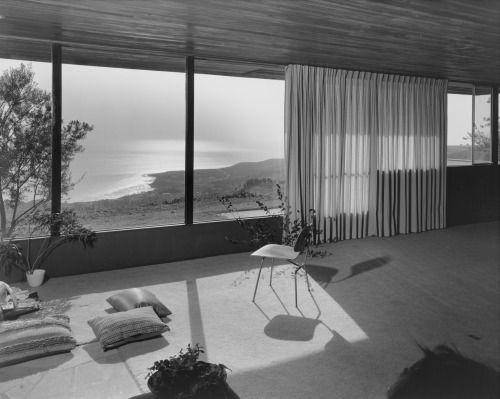 Richard Neutra - Coe House - Rolling Hills - 1951