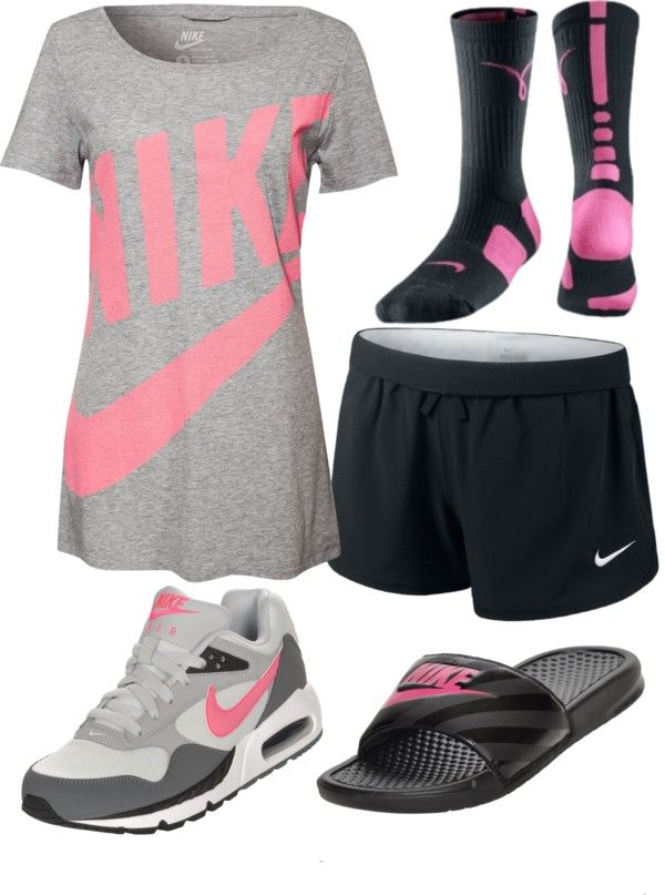 Raise awareness for Breast Cancer. You can do very simply by wearing an outfit like this and donating money!