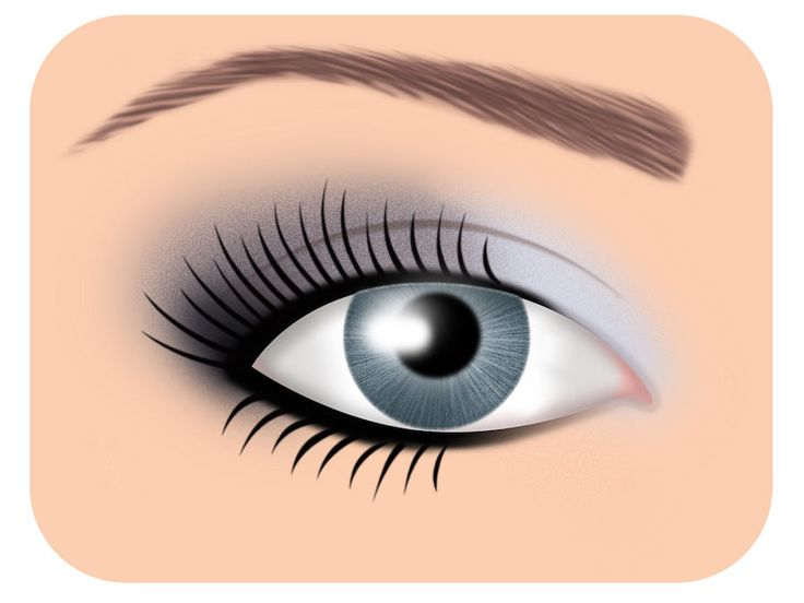 Tasainen meikkipohja on avainasemassa tummaa juhlameikkiä tehtäessä. Huonosti meikattua ihoa vasten tumma silmämeikki näyttää suttuiselta.