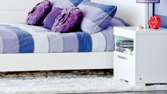 8 conseils pour choisir le bon tapis | CHEZ SOI Photo: ©TVA Publications | Drew Hadley #deco #tapis #conseils #chambre