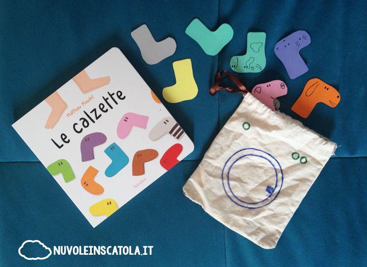 """""""Cucù"""": un libro perfetto per iniziare a leggere ai piccoli. E per giocare con zampe di tutti i colori."""