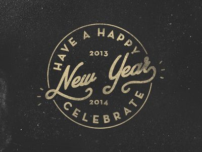 Happy new year 4 by Jacob Nielsen