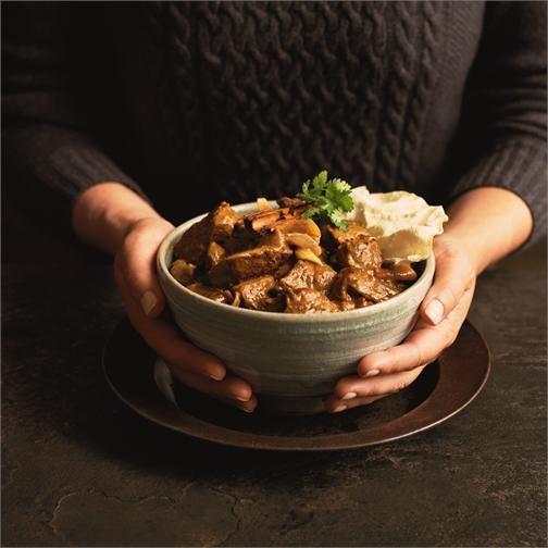 Beef korma recipe   BeefandLamb.com.au