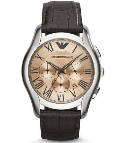Emporio Armani Valente Chrono Watch AR1785 Campbell Jewellers Dublin Ireland