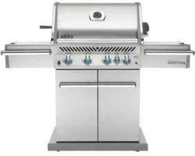 Review of Napoleon vs Weber Gas Grills