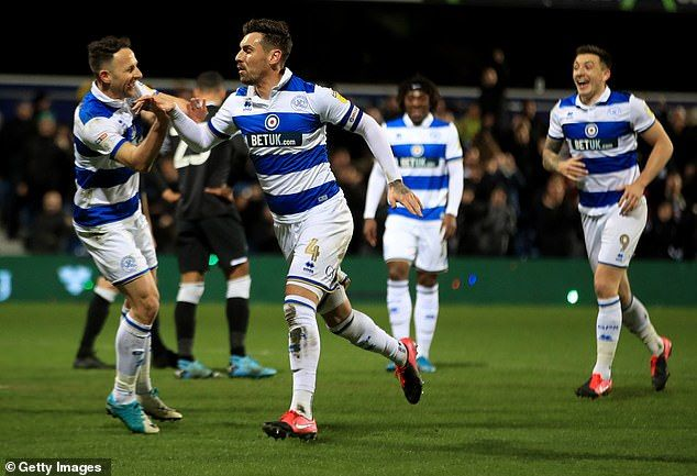 Qpr 2 1 Derby Goals From Grant Hall And Substitute Ilias Chair In 2020 Qpr Derby Derby County