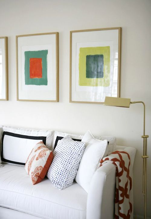 33 best custom framing with joann images on pinterest custom to bring pizzazz into an all white room just add colorful framed art simple artworkdiy solutioingenieria Image collections