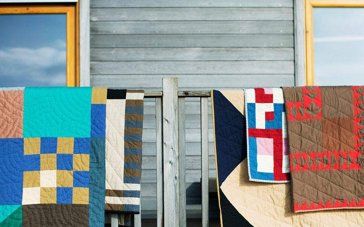 Traditional pieces that will stand the test of time, from patchwork quilts to   paring knives