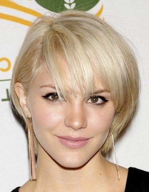 ... : Hairstyles Tagged With: Hairstyles for Thin Hair , Short Hairstyles