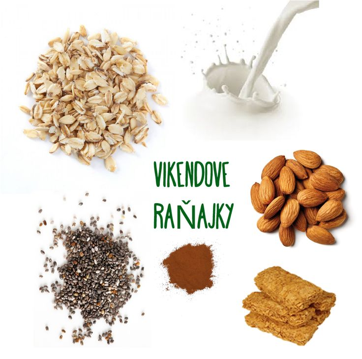 #ranajky ovsene vlocky, chia, skorica, wheet-bix, mandle, jogurt