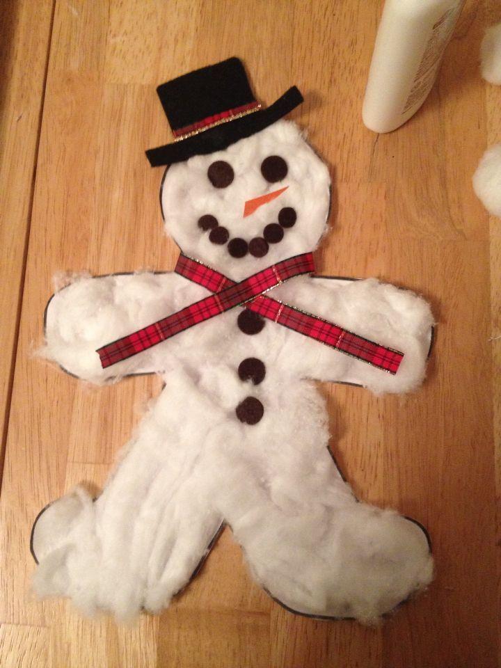 13 best gingerbread family project images on pinterest for Gingerbread crafts for kindergarten