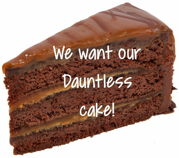 """""""We want our Dauntless cake!"""" And other things missing from the Divergent movie..."""