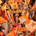 Lo Shakhtar Donetsk ed i martelli incrociati della working class » Football a 45 giri | Football a 45 giri