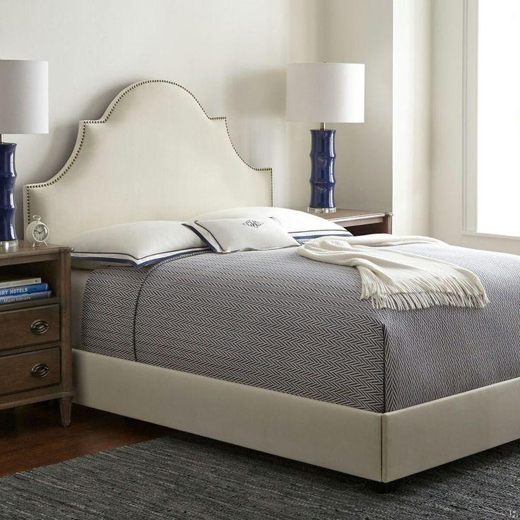 Кровать «Гортензия»с мягким изголовьем