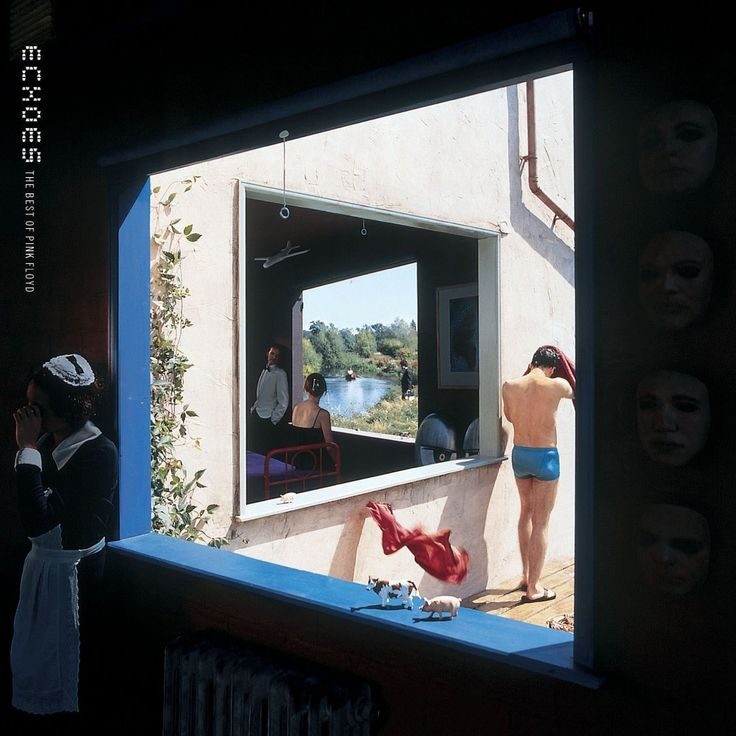 Pink Floyd - Echoes: The Best of Pink Floyd - Amazon.com Music