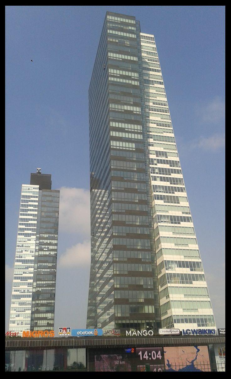 Trump Towers Istanbul - Sisli, Istanbul