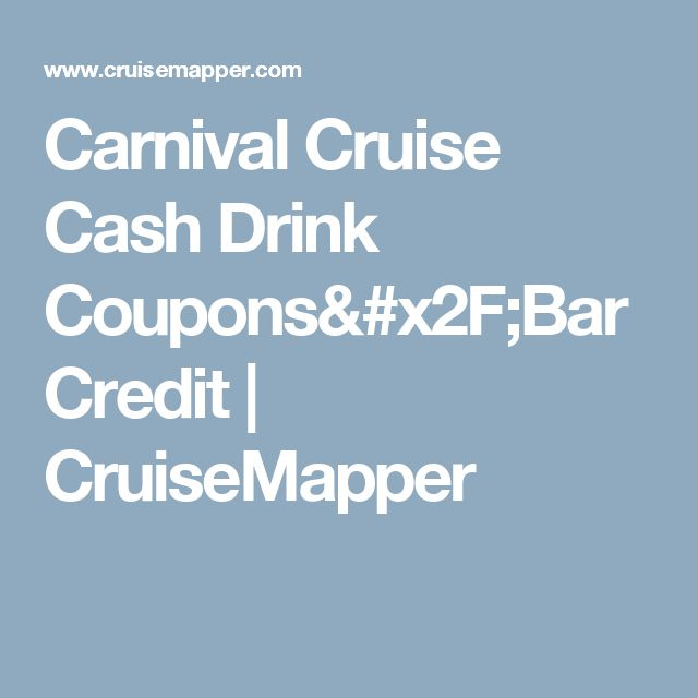 17 Best Ideas About Carnival Cruise Coupons On Pinterest  Carnival Cruise Pr