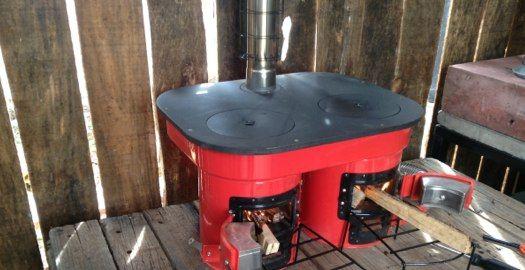 Qu son las estufas eficientes de le a red mexicana de - Cocinas de lena antiguas ...