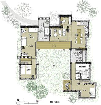 グランプリ - 2013受賞作品 - 住まいの環境デザイン・アワード2016 人と環境と住空間デザインの真の融合をめざして