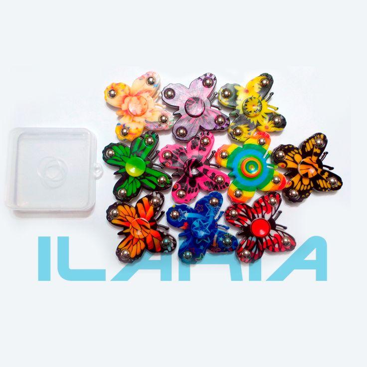 Exclusivos Spinners de Ilaria Shop, con propósitos recreativos anti stress y decorativos para ser usados como elemento de interiorismo y apliques para ornamentar muros
