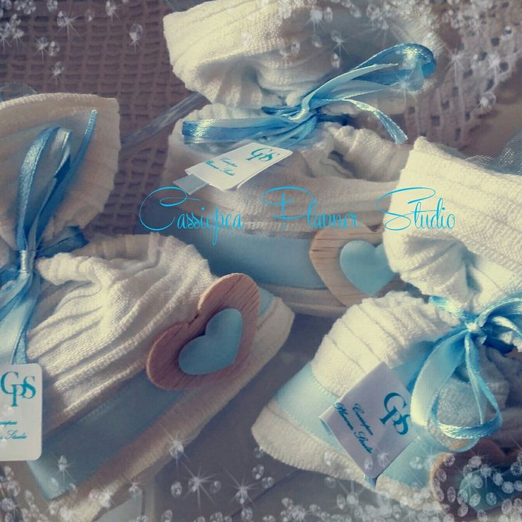 Sacchetti per confetti, x nascita o battesimo!