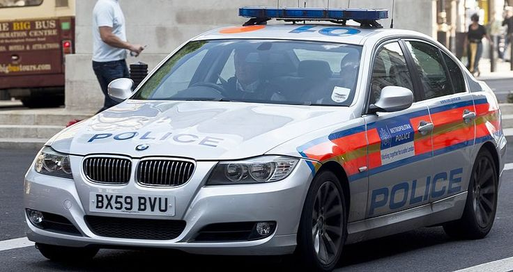 Metropolitan Police Bmw 3 Series Police Johnny Law Police Cars