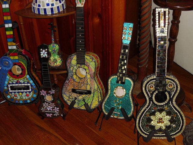 Elsieland Band by Elsieland Mosaics, via Flickr