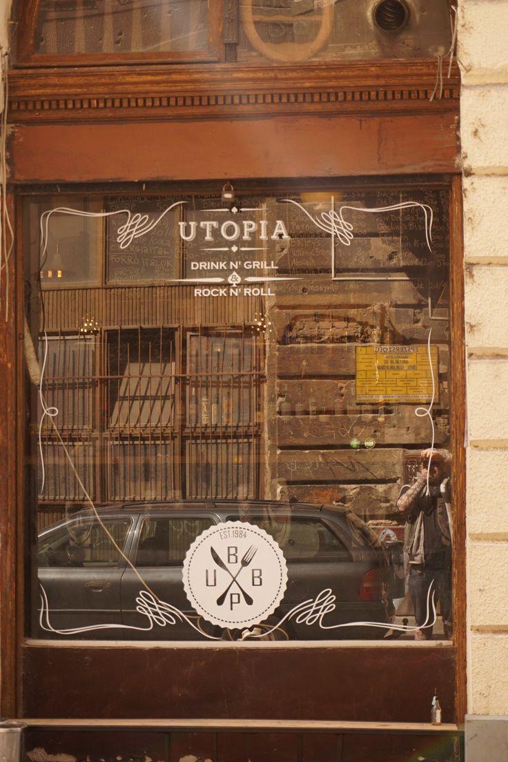 Utopia teljes kirakat