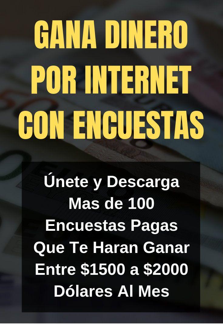 Logra Ganar Dinero Con Encuestas Perú Con Mas De 100 Encuestas Ganar Dinero Con Encuestas Reto De Dinero Ganar Dinero