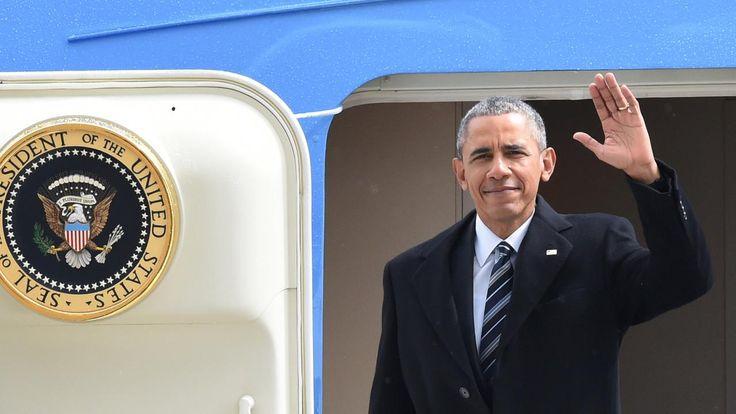 US-Präsident Barack Obama verabschiedet sich von Deutschland. Sechsmal schaute er seit 2008 vorbei, einmal als Präsidentschaftskandidat, fünfmal als Staatsoberhaupt. Hier hat er gelernt, wie man eine Parade abläuft. Und dass man Lederhosen kaufen kann.