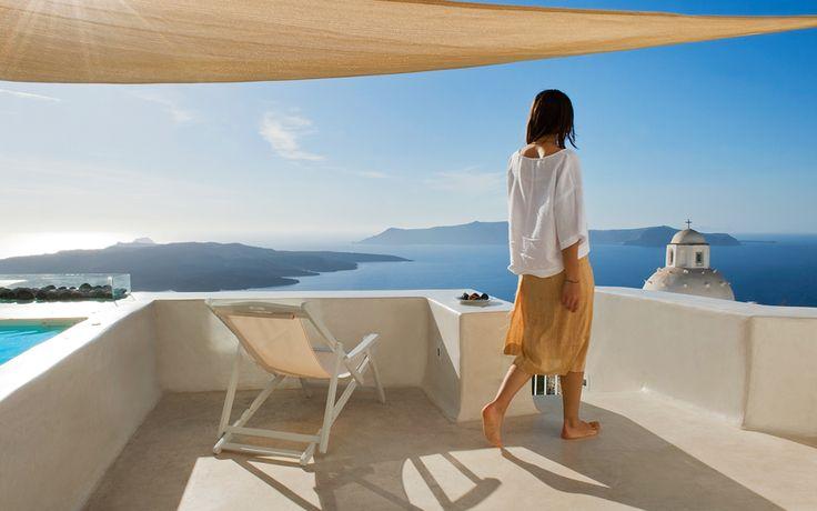 Villa Aesthesis: Santorini for the Senses - Greece Is