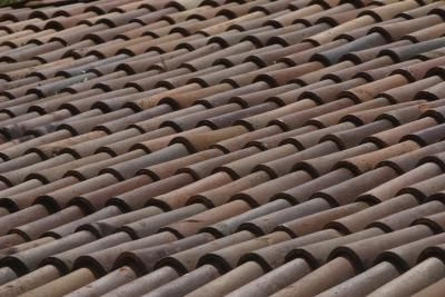 How To Make Realistic Clay Roof Tiles For Dollhouse