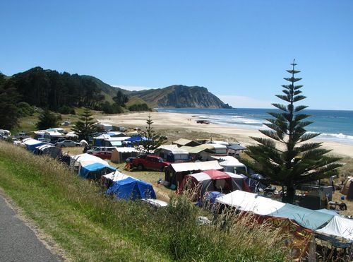 Go camping if not in one of our camp grounds there is also seasonal freedom camping which is great fun  See www.gdc.govt.nz/freedom-camping