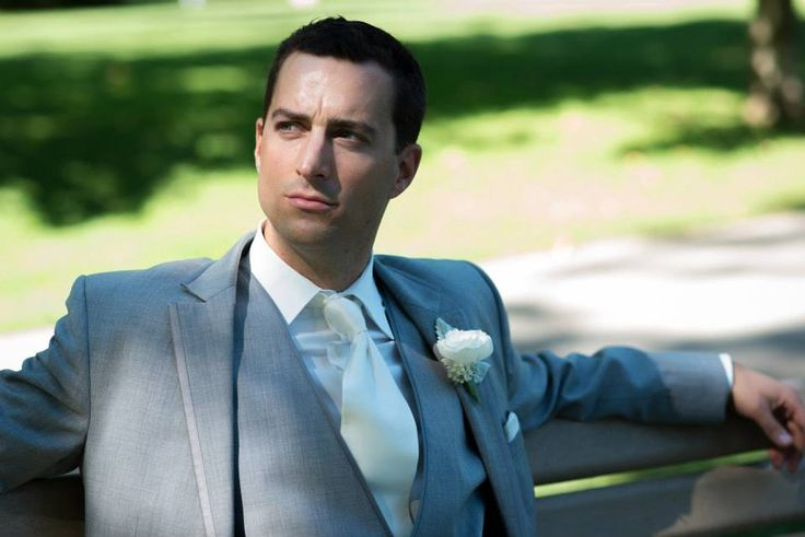 Jason on his wedding day