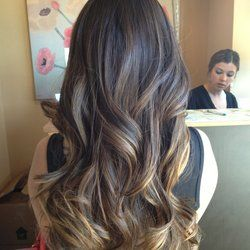 asian balayage ombre by gabe at fringe in seattle