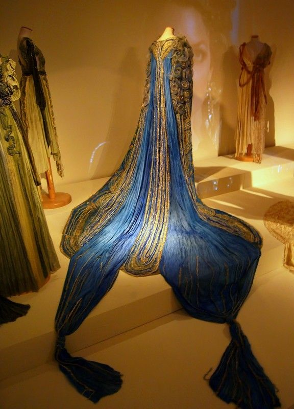 Michelle Pfeiffer's gown from William Shakespeare's A Midsummer Night's Dream. Designed by Gabriella Pescucci