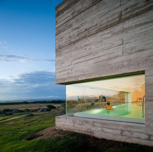 Also Uruguay: Estes Tip, Indoor Pools, Modern Window, Swim Pools, Hotels Fasano, Dreams Pools, Fasano'S, Outdoor Pools, The Stone