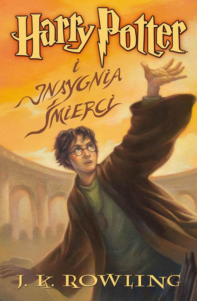 harry potter i insygnia śmierci książka - Szukaj w Google