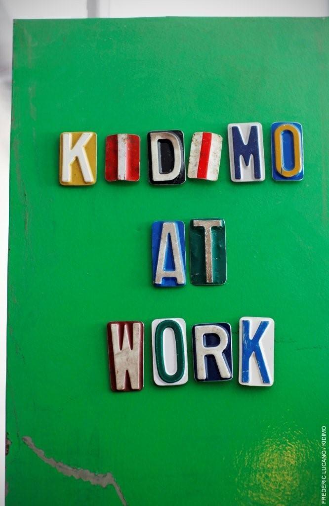 En exclusivité chez Merci et bientôt sur www.kidimo.com