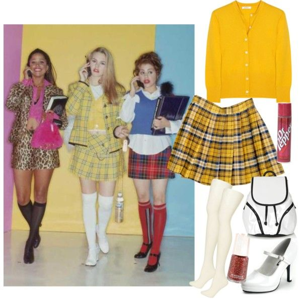 """Cher Horowitz: Clueless Halloween Costume 2013"" by marn28 on Polyvore"