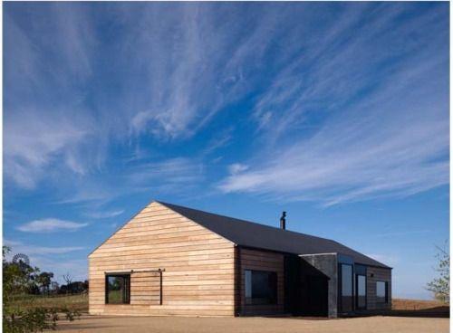 More like a shed