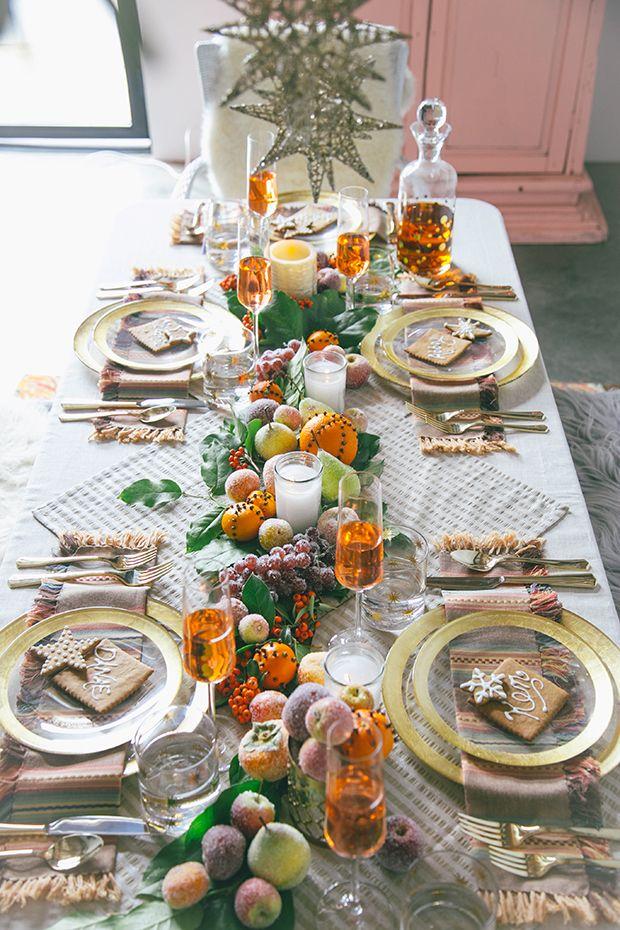 A Boho Ho Holiday Party With Pier 1 Xmas Christmas