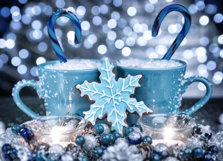sweet blue christmas - Christmas Blue