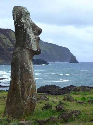 Rapa Nui (Easter Island)...definitely on my bucket list of places to visit