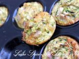 Recipe Zucchini cheese bites by Sucre Spice All Things Nice - Petitchef