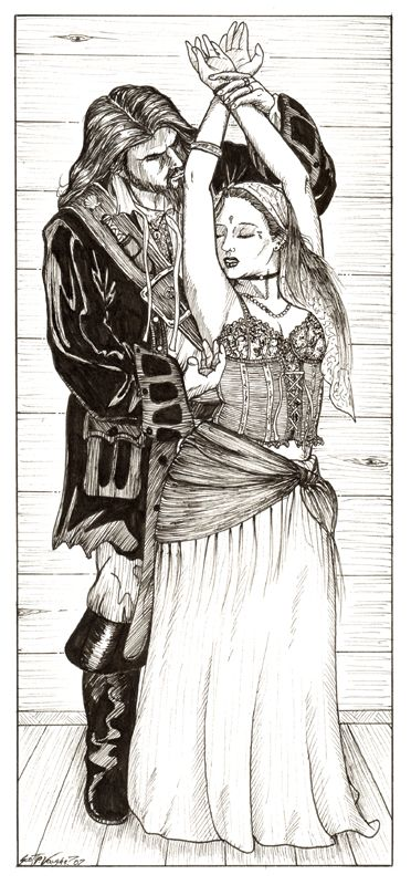 Private Dancer Pirate N Gypsy By Docredfield On