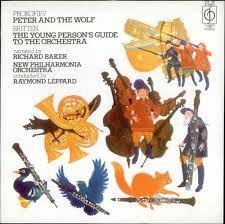 Αποτέλεσμα εικόνας για peter and the wolf