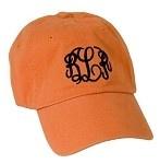 Monogrammed Baseball Cap!!